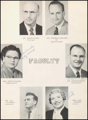 Page 9, 1956 Edition, McLean High School - Tumbleweed Yearbook (McLean, TX) online yearbook collection