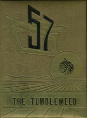 Page 1, 1957 Edition, McLean High School - Tumbleweed Yearbook (McLean, TX) online yearbook collection