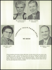 Page 11, 1957 Edition, McLean High School - Tumbleweed Yearbook (McLean, TX) online yearbook collection