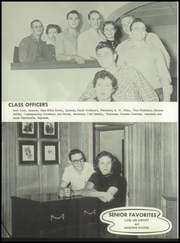 Page 14, 1957 Edition, McLean High School - Tumbleweed Yearbook (McLean, TX) online yearbook collection