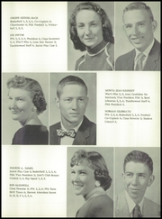 Page 15, 1957 Edition, McLean High School - Tumbleweed Yearbook (McLean, TX) online yearbook collection