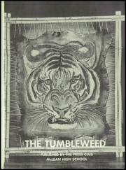 Page 5, 1957 Edition, McLean High School - Tumbleweed Yearbook (McLean, TX) online yearbook collection