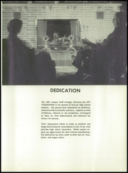 Page 7, 1957 Edition, McLean High School - Tumbleweed Yearbook (McLean, TX) online yearbook collection