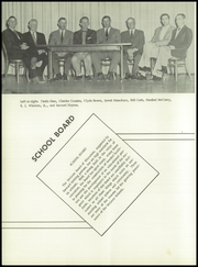 Page 8, 1957 Edition, McLean High School - Tumbleweed Yearbook (McLean, TX) online yearbook collection