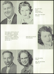 Page 17, 1958 Edition, McLean High School - Tumbleweed Yearbook (McLean, TX) online yearbook collection