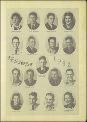 Page 11, 1942 Edition, Vera High School - El Echo Yearbook (Vera, TX) online yearbook collection