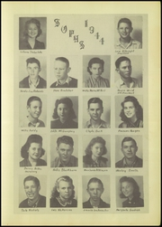 Page 17, 1942 Edition, Vera High School - El Echo Yearbook (Vera, TX) online yearbook collection