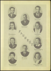 Page 9, 1942 Edition, Vera High School - El Echo Yearbook (Vera, TX) online yearbook collection