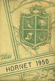 1950 Edition, Pickton High School - Hornet Yearbook (Pickton, TX)