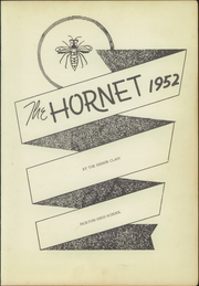 Page 7, 1952 Edition, Pickton High School - Hornet Yearbook (Pickton, TX) online yearbook collection