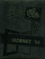 1958 Edition, Pickton High School - Hornet Yearbook (Pickton, TX)
