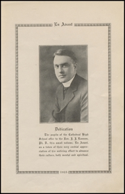 Page 11, 1925 Edition, Cathedral High School - En Avant Yearbook (Corpus Christi, TX) online yearbook collection