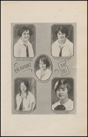 Page 15, 1925 Edition, Cathedral High School - En Avant Yearbook (Corpus Christi, TX) online yearbook collection