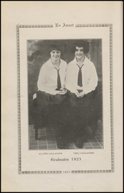 Page 16, 1925 Edition, Cathedral High School - En Avant Yearbook (Corpus Christi, TX) online yearbook collection