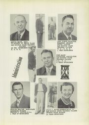 Page 11, 1955 Edition, Pennington High School - Red Devil Yearbook (Pennington, TX) online yearbook collection