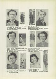 Page 13, 1955 Edition, Pennington High School - Red Devil Yearbook (Pennington, TX) online yearbook collection
