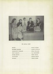 Page 7, 1955 Edition, Pennington High School - Red Devil Yearbook (Pennington, TX) online yearbook collection