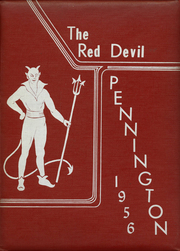 Page 1, 1956 Edition, Pennington High School - Red Devil Yearbook (Pennington, TX) online yearbook collection