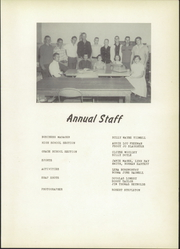 Page 9, 1956 Edition, Pennington High School - Red Devil Yearbook (Pennington, TX) online yearbook collection