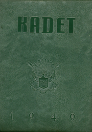 Page 1, 1949 Edition, Peacock Military Academy - Kadet Yearbook (San Antonio, TX) online yearbook collection