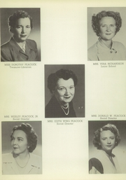 Page 10, 1949 Edition, Peacock Military Academy - Kadet Yearbook (San Antonio, TX) online yearbook collection
