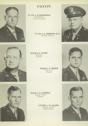 Page 8, 1949 Edition, Peacock Military Academy - Kadet Yearbook (San Antonio, TX) online yearbook collection