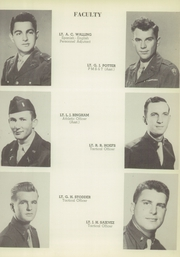 Page 9, 1949 Edition, Peacock Military Academy - Kadet Yearbook (San Antonio, TX) online yearbook collection