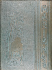 Page 1, 1950 Edition, St Marys School - Marian Yearbook (San Antonio, TX) online yearbook collection