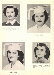Page 15, 1950 Edition, St Marys School - Marian Yearbook (San Antonio, TX) online yearbook collection