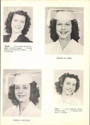 Page 17, 1950 Edition, St Marys School - Marian Yearbook (San Antonio, TX) online yearbook collection