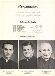 Page 8, 1950 Edition, St Marys School - Marian Yearbook (San Antonio, TX) online yearbook collection