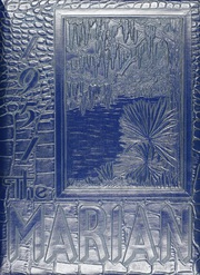 Page 1, 1951 Edition, St Marys School - Marian Yearbook (San Antonio, TX) online yearbook collection