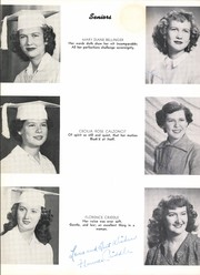 Page 12, 1951 Edition, St Marys School - Marian Yearbook (San Antonio, TX) online yearbook collection