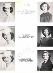 Page 13, 1951 Edition, St Marys School - Marian Yearbook (San Antonio, TX) online yearbook collection