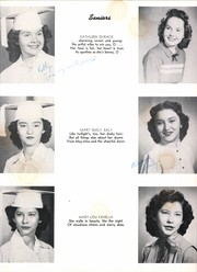 Page 15, 1951 Edition, St Marys School - Marian Yearbook (San Antonio, TX) online yearbook collection