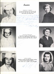 Page 16, 1951 Edition, St Marys School - Marian Yearbook (San Antonio, TX) online yearbook collection