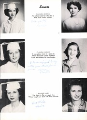 Page 17, 1951 Edition, St Marys School - Marian Yearbook (San Antonio, TX) online yearbook collection