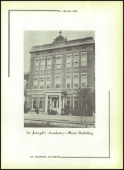 Page 11, 1940 Edition, St Josephs Academy - Jacal Yearbook (El Paso, TX) online yearbook collection