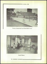 Page 13, 1940 Edition, St Josephs Academy - Jacal Yearbook (El Paso, TX) online yearbook collection