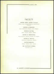 Page 14, 1940 Edition, St Josephs Academy - Jacal Yearbook (El Paso, TX) online yearbook collection