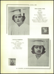 Page 16, 1940 Edition, St Josephs Academy - Jacal Yearbook (El Paso, TX) online yearbook collection