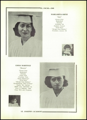 Page 17, 1940 Edition, St Josephs Academy - Jacal Yearbook (El Paso, TX) online yearbook collection