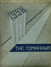 1958 Edition, Glover High School - Tomahawk Yearbook (Grapeland, TX)
