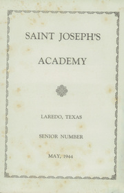 Page 5, 1944 Edition, St Josephs Academy - Maroon and White Yearbook (Laredo, TX) online yearbook collection
