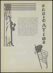 Page 6, 1941 Edition, Carlisle High School - Roustabout Yearbook (Price, TX) online yearbook collection