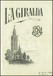 Page 3, 1934 Edition, San Fernando Cathedral School - La Giralda Yearbook (San Antonio, TX) online yearbook collection