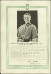 Page 6, 1934 Edition, San Fernando Cathedral School - La Giralda Yearbook (San Antonio, TX) online yearbook collection