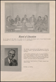 Page 15, 1954 Edition, Booker T Washington High School - Tiger Yearbook (Teague, TX) online yearbook collection