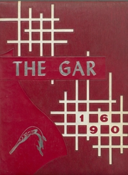 1960 Edition, Garwood High School - Gar Yearbook (Garwood, TX)