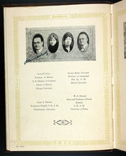 Page 16, 1926 Edition, El Paso Junior College - Sandstorm Yearbook (El Paso, TX) online yearbook collection